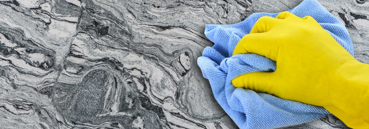 Caring for your granite benchtop