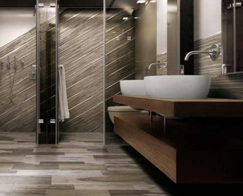 GBC Ceramic and Granite Tile from Cerdomus imitates Wooden Panels! 2