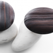 Natural Stone Furniture for your Home, 'River and Stream' by Kreoo
