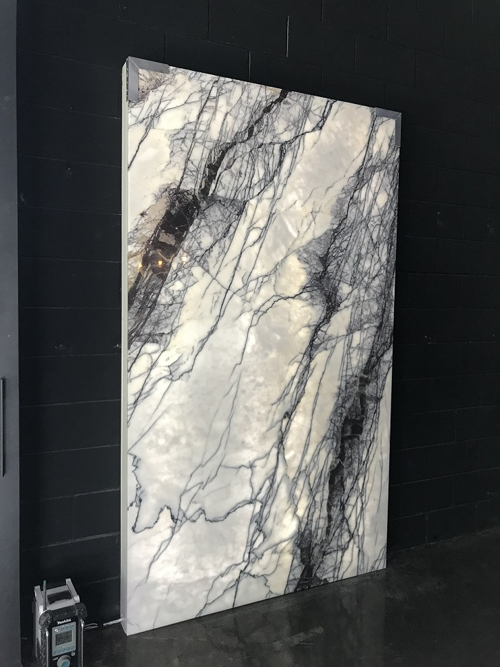 New York Marble transclucent