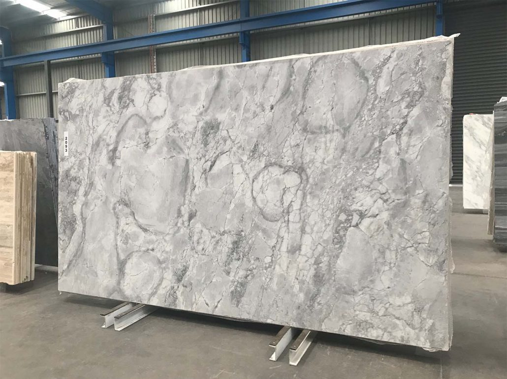 Super White slab