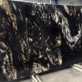 Titanium Gold Granite polished slab