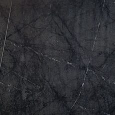 Grigio Carnico grey marble close up.