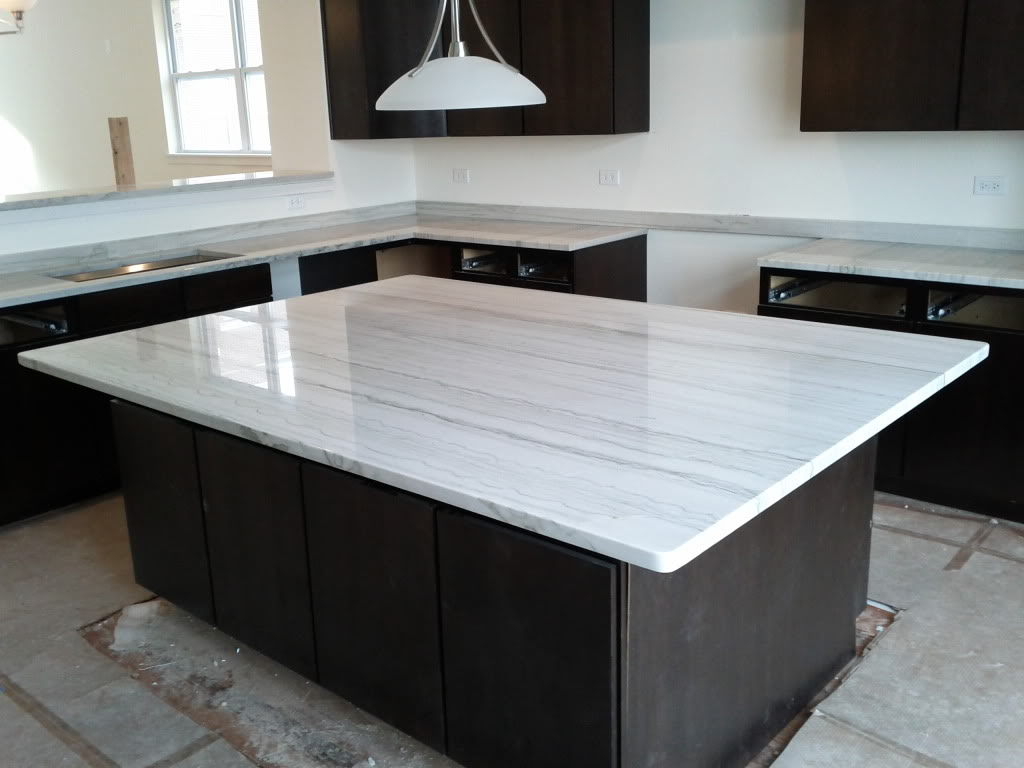 Quartzite kitchen benchtop