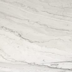 Close up of white marble