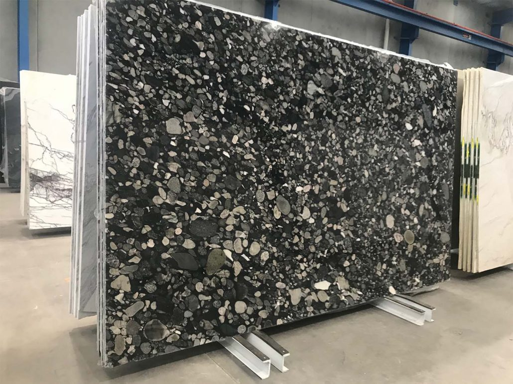 Nero Marinace slab