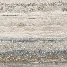 Travertine Silver - close up